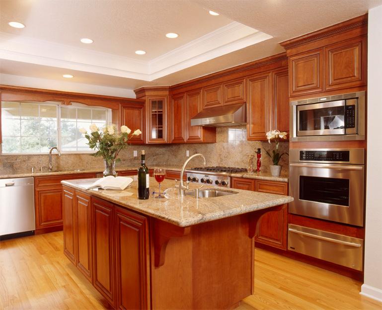large_1_kitchen1 large - Custom Kitchen Cabinets San Diego