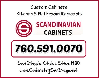 Custom Kitchen Cabinets Del Mar, CA